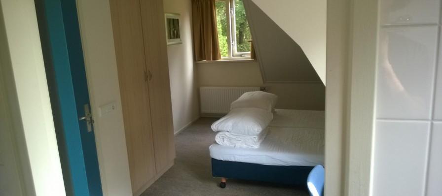Groepsaccommodatie Cantecleer slaapkamer